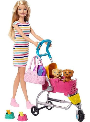 Barbie - Carritos para Mascotas