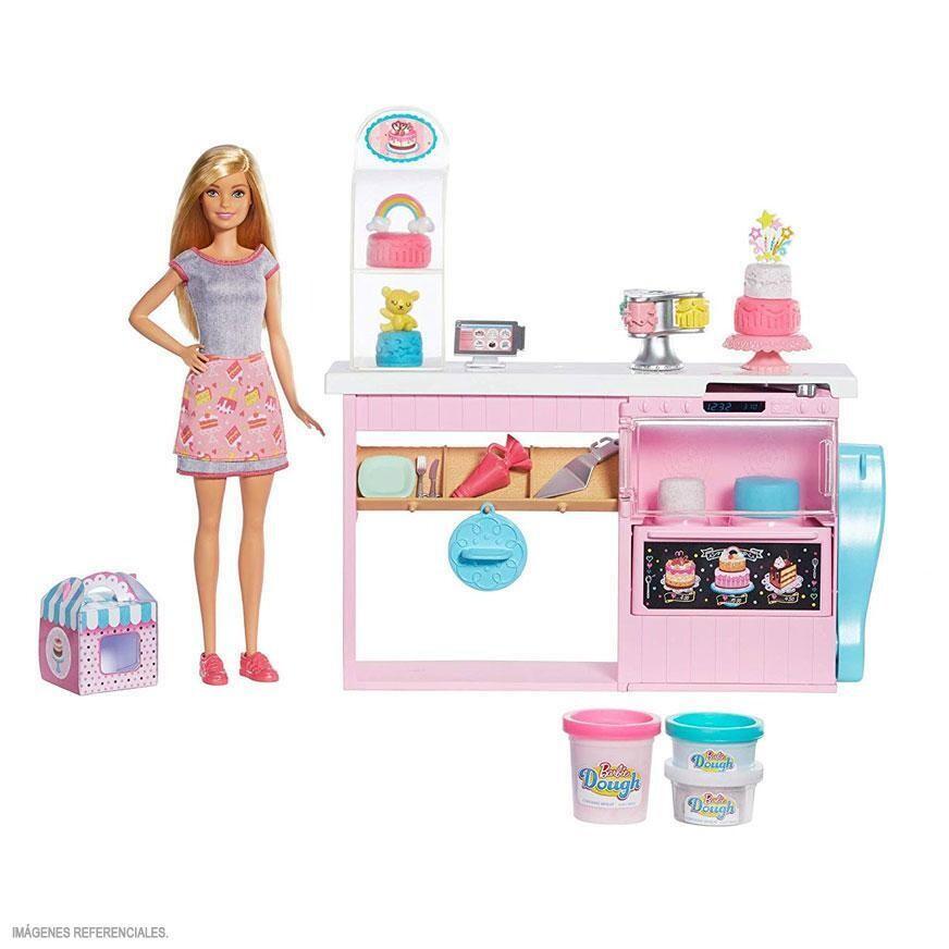 Barbie - Chef de Pasteles