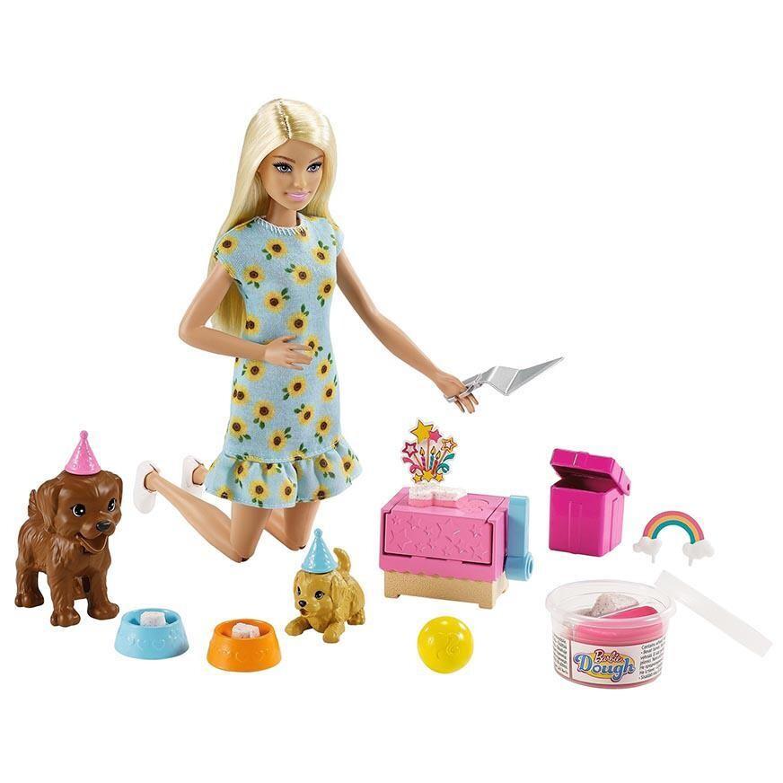 Barbie - Fiesta de Perritos