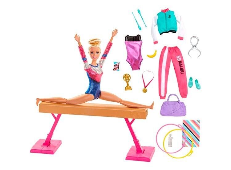 Barbie - Gimnasta
