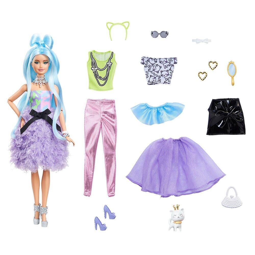 Barbie - Extra Muñeca Deluxe