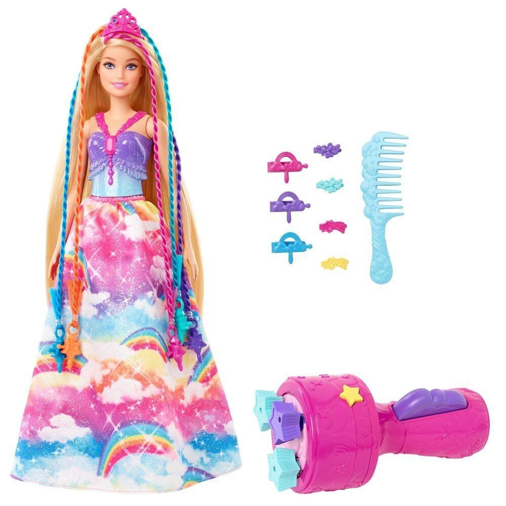 Barbie - Princesa Trenzas
