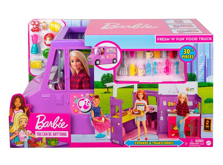 Barbie - Camion de Comidas