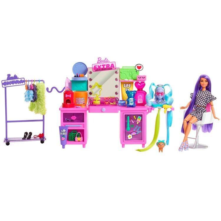 Barbie - Extra Tocador Fashion