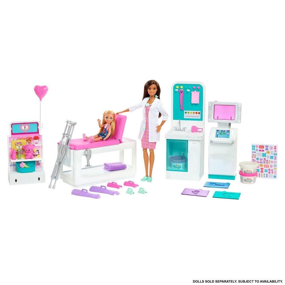 Barbie - Set de Clinica Medica
