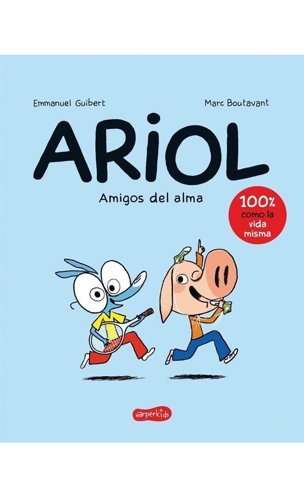 Ariol Amigos del Alma