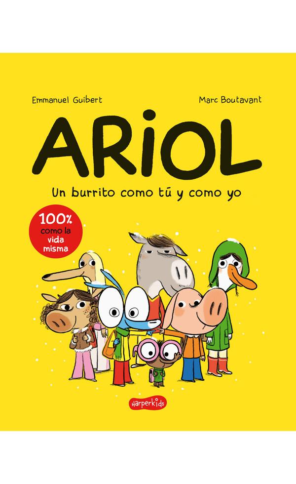 Ariol Un Burrito como tu y como yo