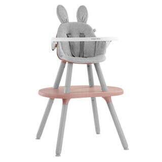 Silla de comer 2 en 1 Conejo