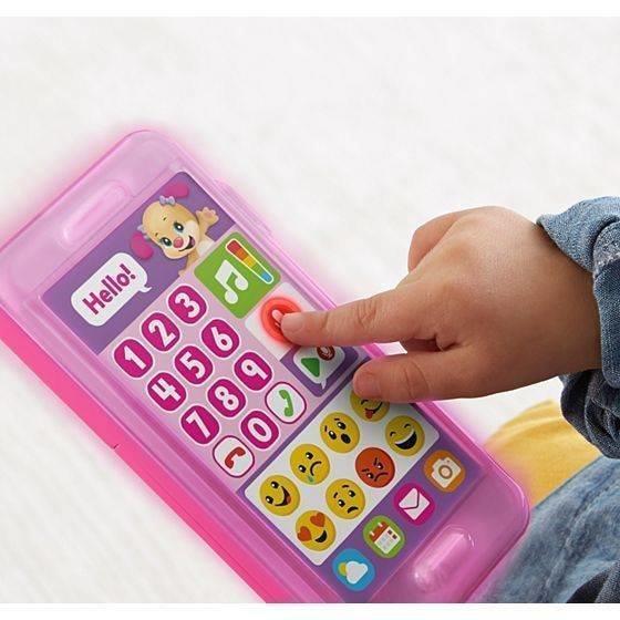 Fisher Price - Mi Primer Smartphone Fisher Price