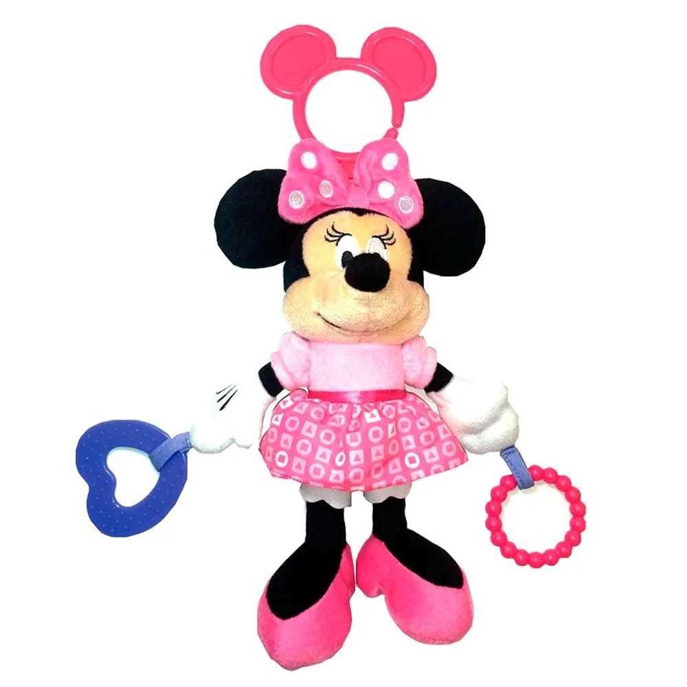 Minnie Mouse - Sonaja Colgantes con Texturas y Mordedor