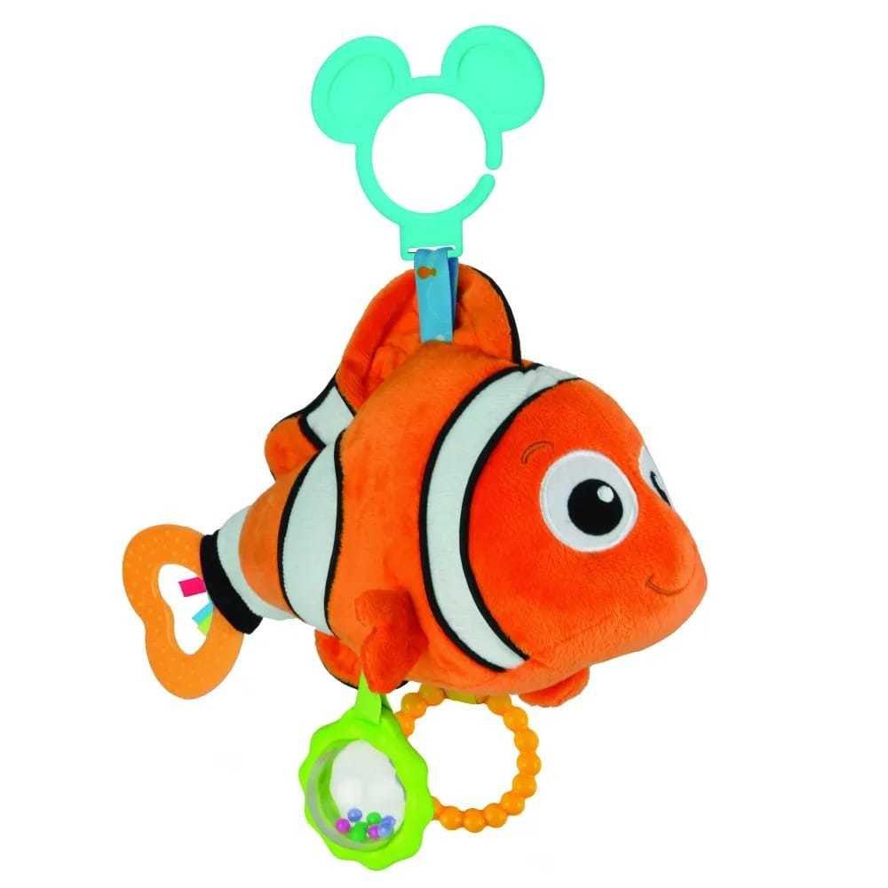 Nemo - Sonaja Colgante con Textura y Mordedor