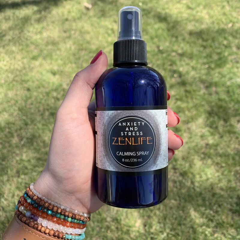 Anxiety & Stress Calming Spray