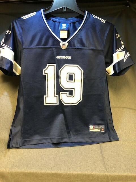 Dallas Cowboys #19 Miles Austin Jersey