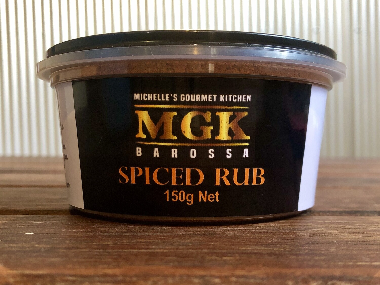 Spiced Rub - 150g