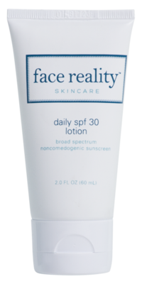Face Reality Daily SPF30 Lotion