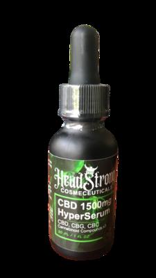 HeadStrong Cosmeceuticals CBD 1500mg HyperSerum