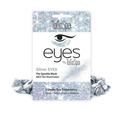 Silver Eyes by ToGoSpa