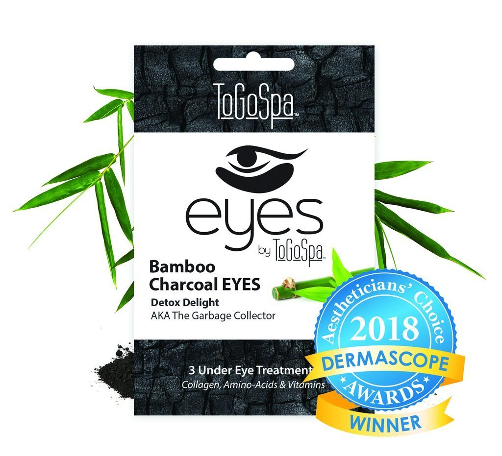 Bamboo Charcoal Eyes by ToGoSpa
