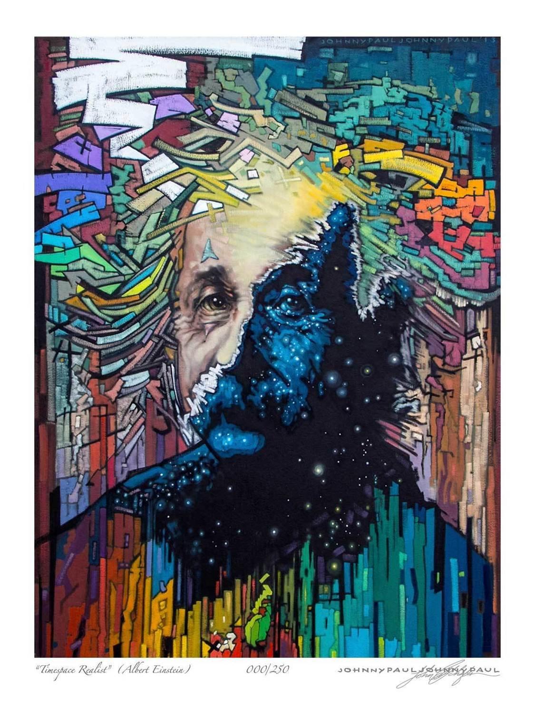 """""""Timespace Realist"""" (Albert Einstein)"""