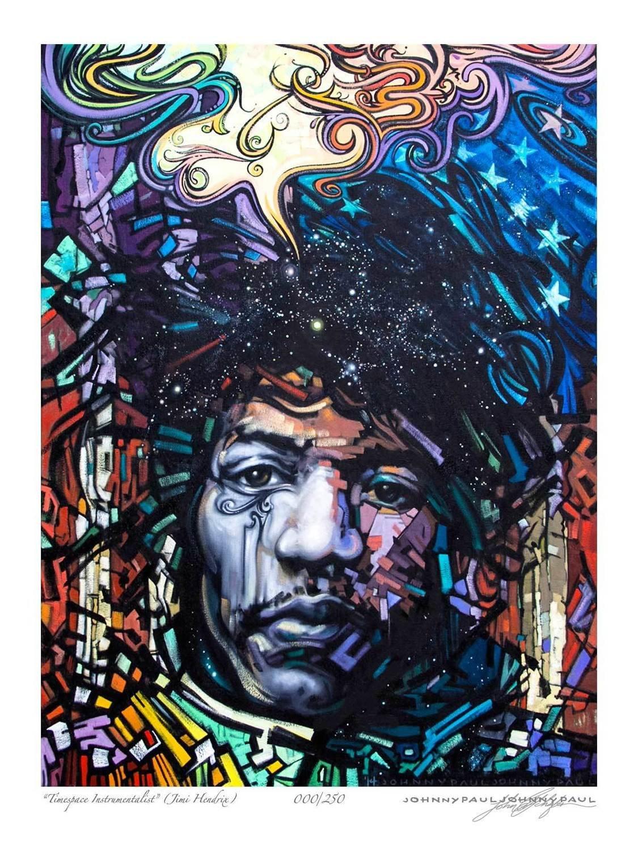 """""""Timespace Instrumentalist"""" (Jimi Hendrix)"""