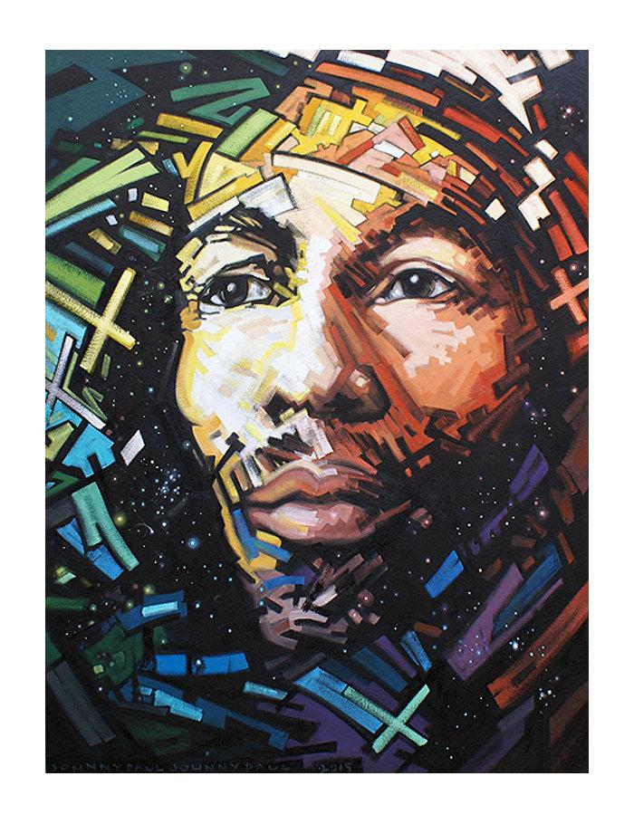 """Timespace Activist"" (Bob Marley)"