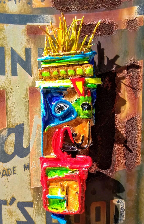 Small Batch Art Magnet #2310