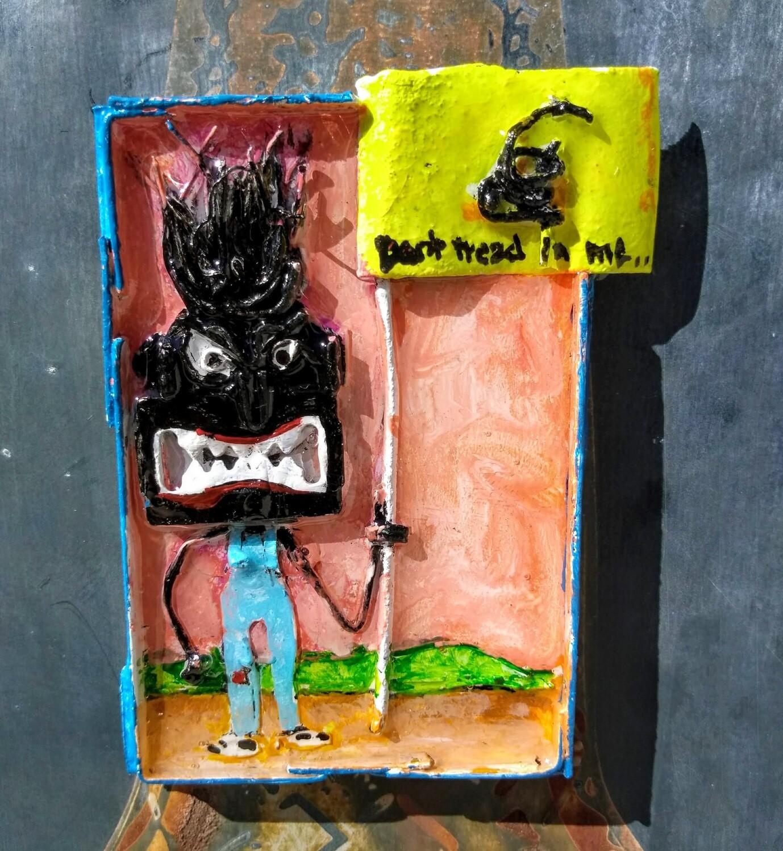 Small Batch Art Magnet #2306