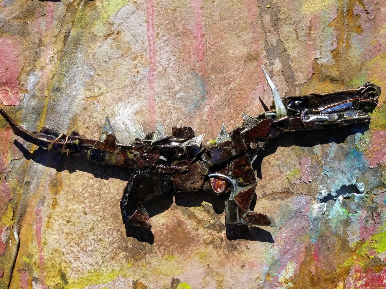 Small Batch Art Magnet #0402