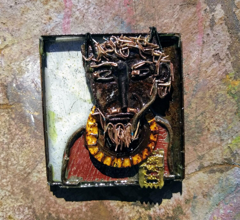 Small Batch Art Magnet #0408