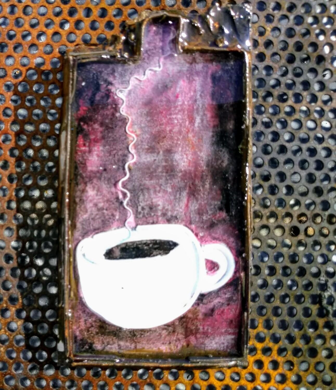 Small Batch Art Magnet #6711