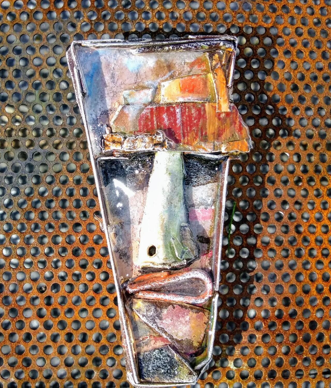Small Batch Art Magnet #6712