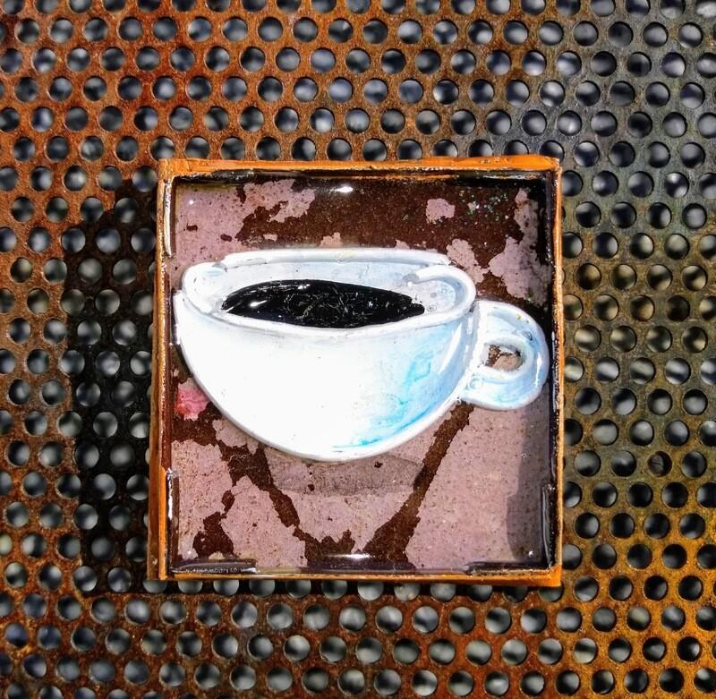 Small Batch Art Magnet #6710