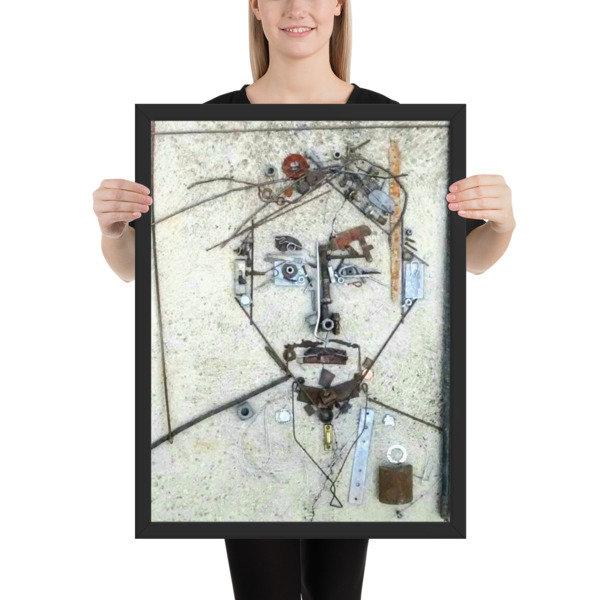 Framed Jason