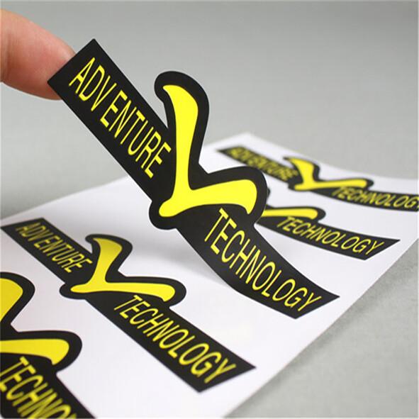 Die-Cut Sticker