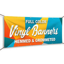 Banner/Bunting Solvent 720Dpi (Trplin 380gsm)-(Above 6ft)