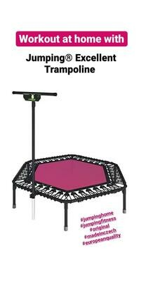 [Pre Order] Jumping® Trampoline Excellent(foldable)