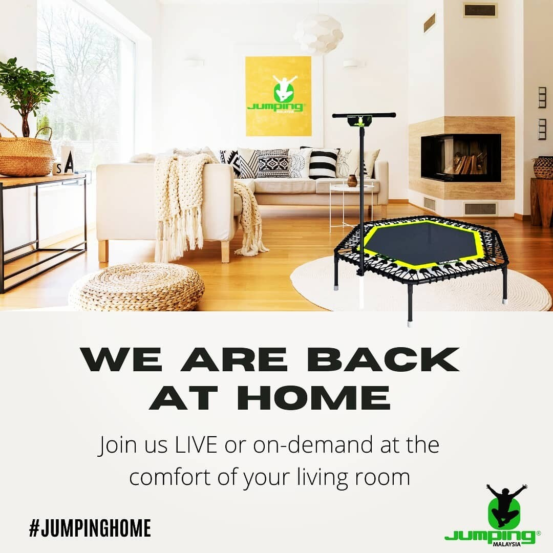 [JumpingHome] Rent a Trampoline for 1 month