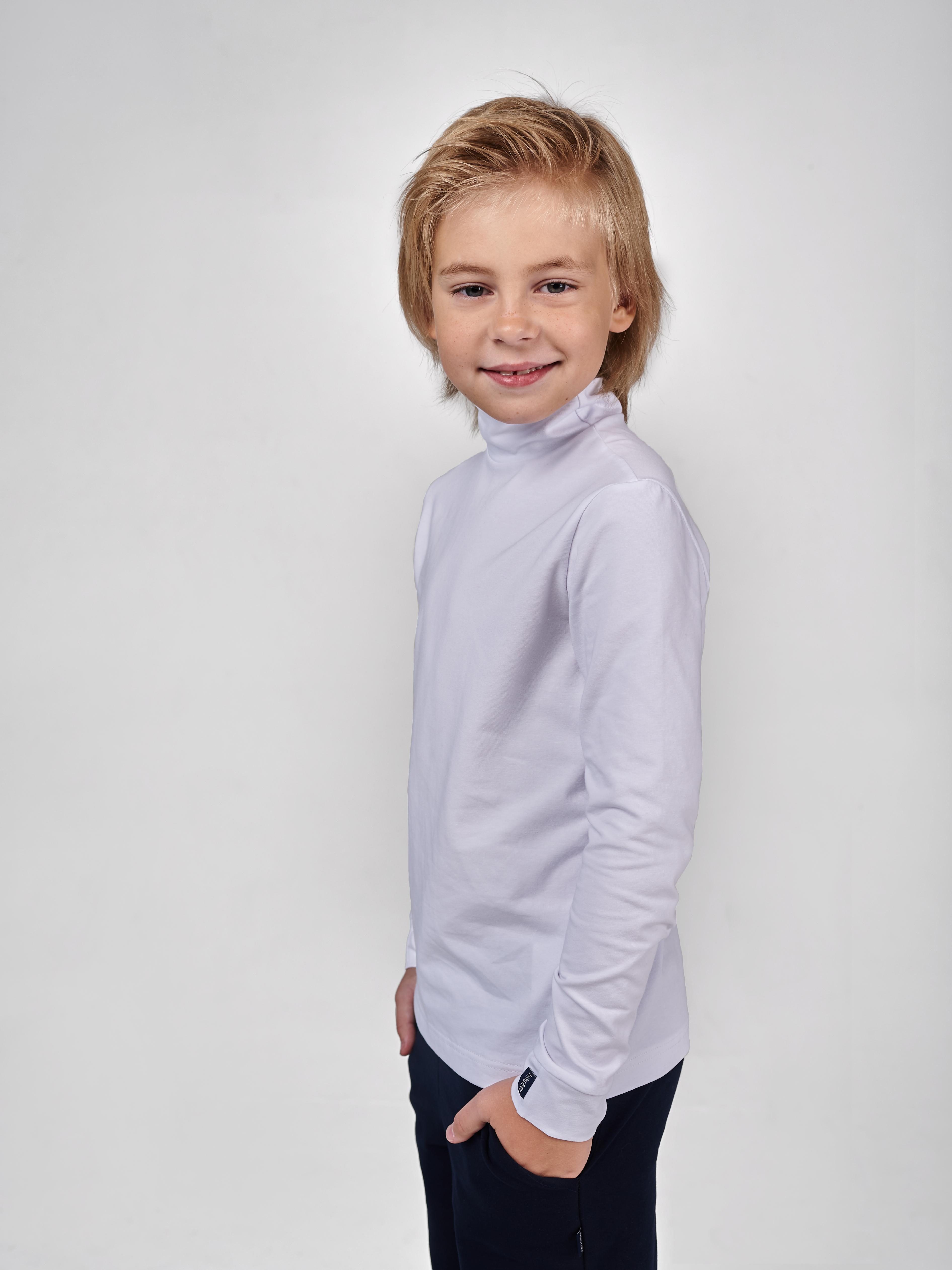 Водолазка для мальчика 202001