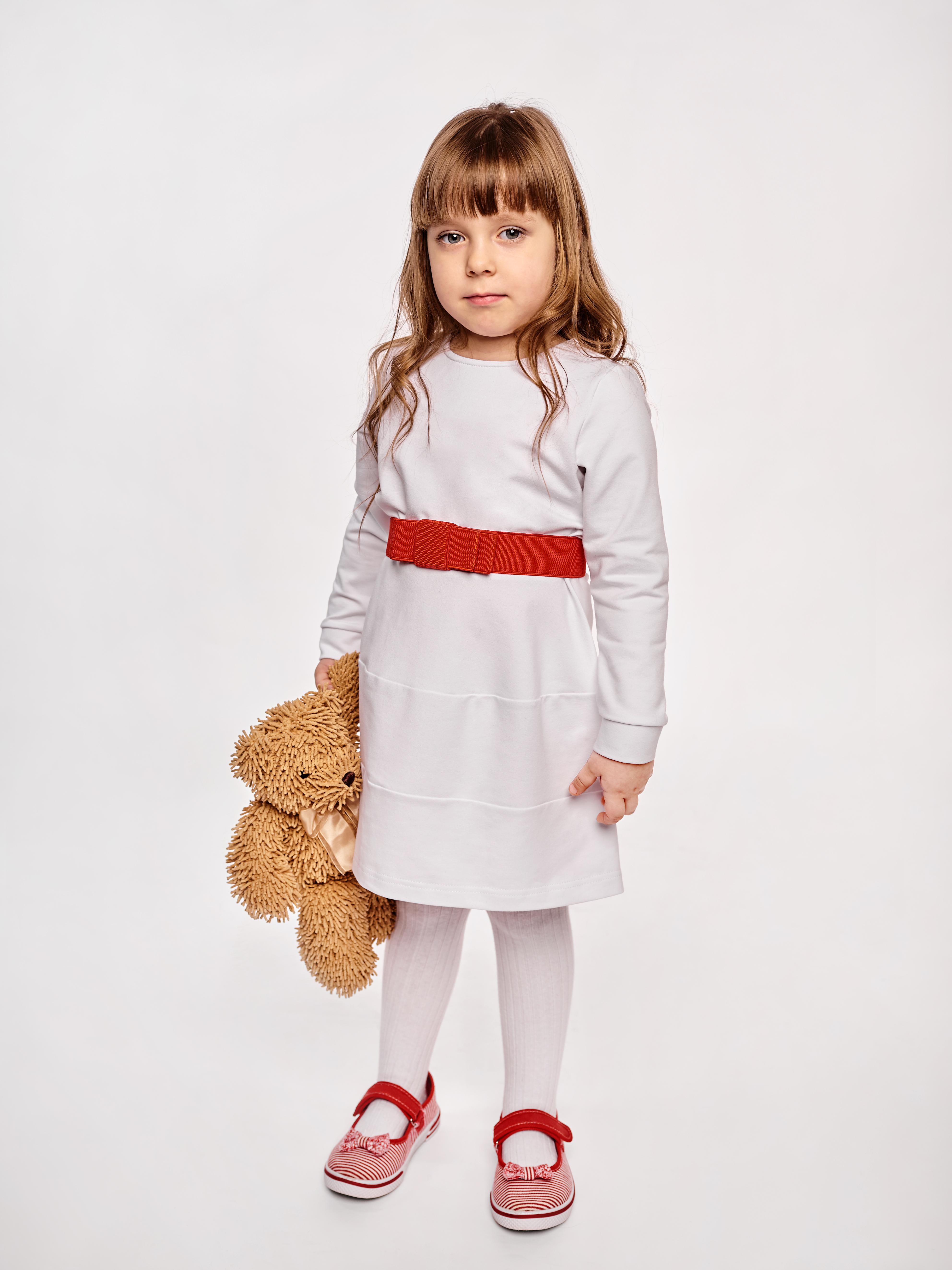 """Платье для девочки """"АССОЛЬ"""" 600101"""