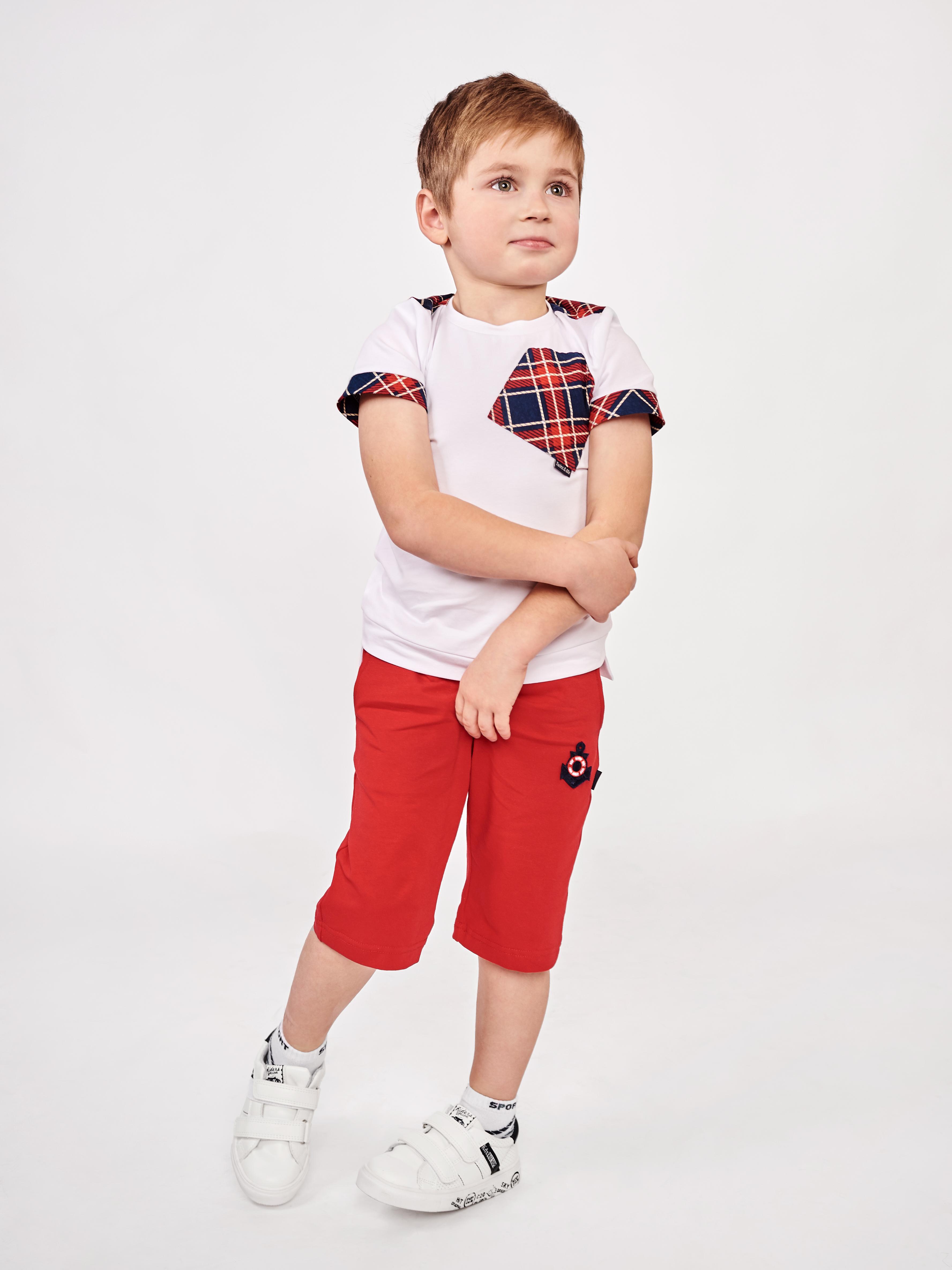 Футболка для мальчика 201605