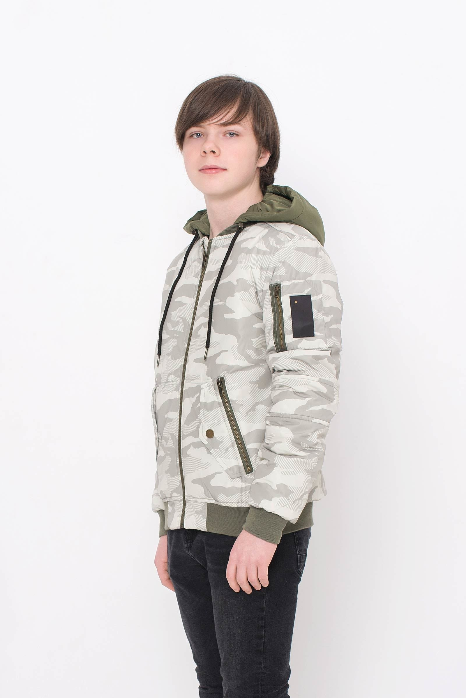 Куртка для мальчика 100929