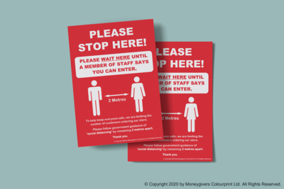 Please Stop Here! Poster