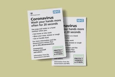 NHS Information Poster (2)