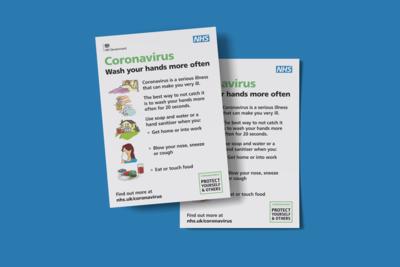 NHS Information Poster (1)