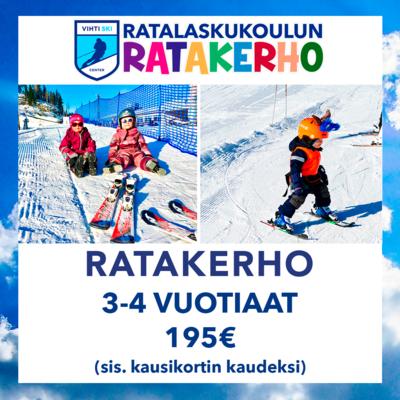 Ratakerho 2021-2022