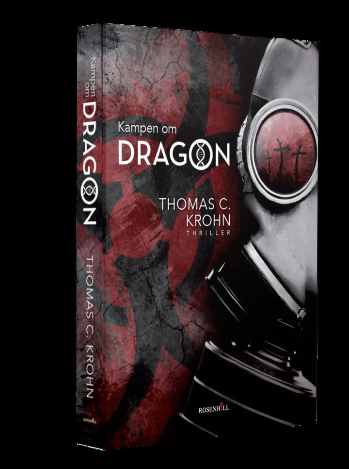 Kampen om DRAGON (trykt bog)