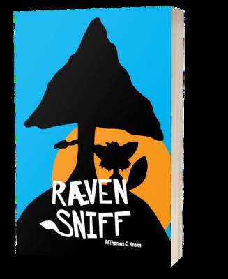 Ræven Sniff (trykt bog)