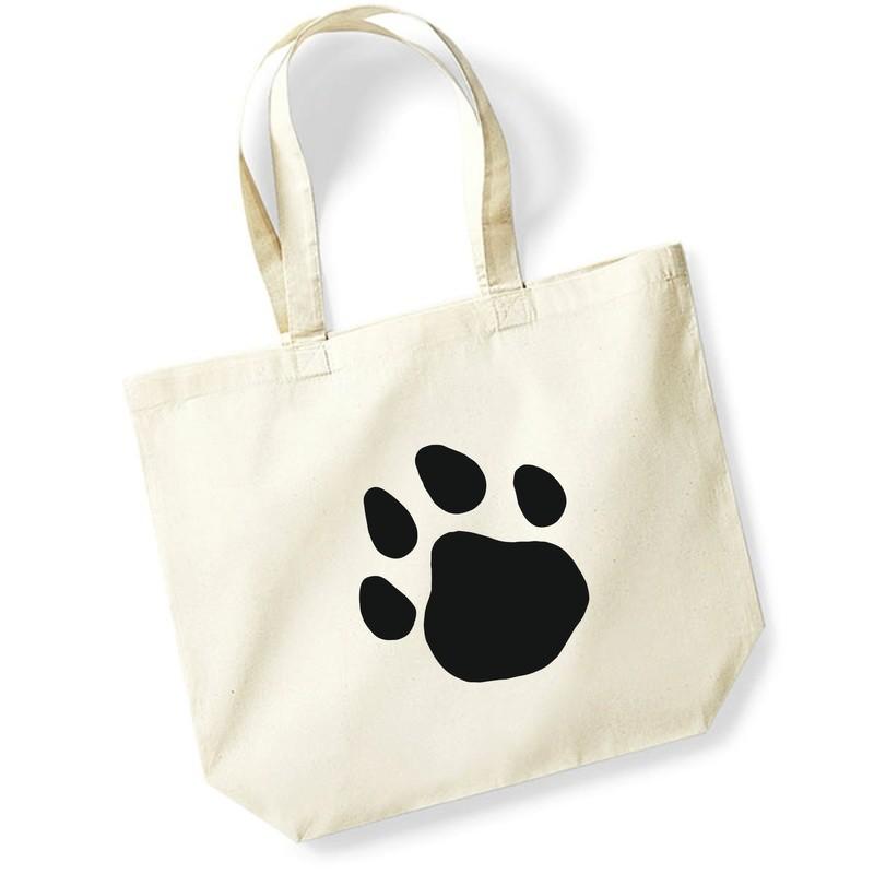 Organic Cotton Maxi Bag