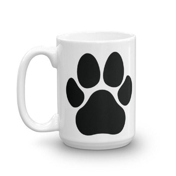 UNUSI Mug With Paw Logo