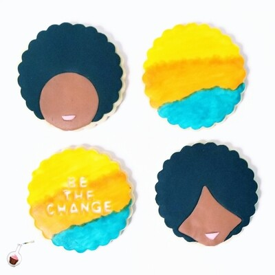 *BE THE CHANGE Cookie Set!*